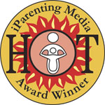 iParenting Media Award Hot Seal